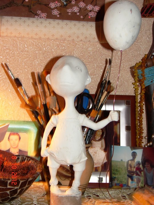 Своими руками куклы из папье-маше
