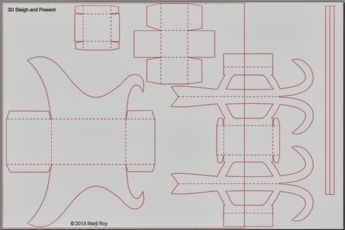 Как сделать из картона и бумаги деда мороза - ЗНАТНЫЙ ПЛОТНИК