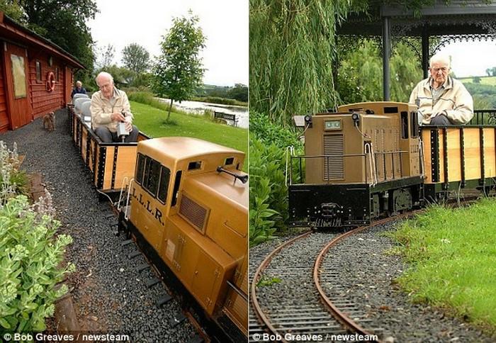 Железная дорога сделать своими руками