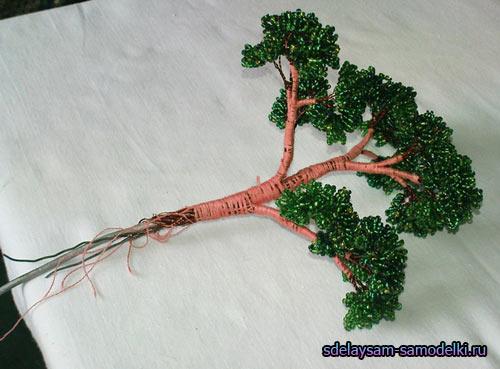 Делать деревья своими руками