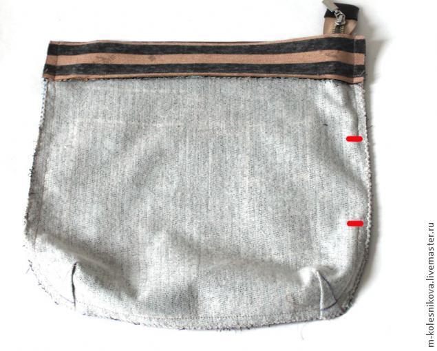 Как сшить сумку тоут