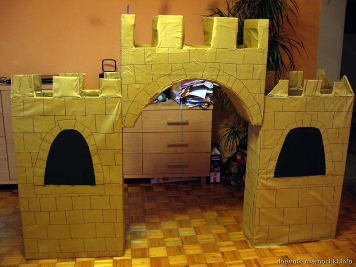 Как сделать замок на коробку своими руками