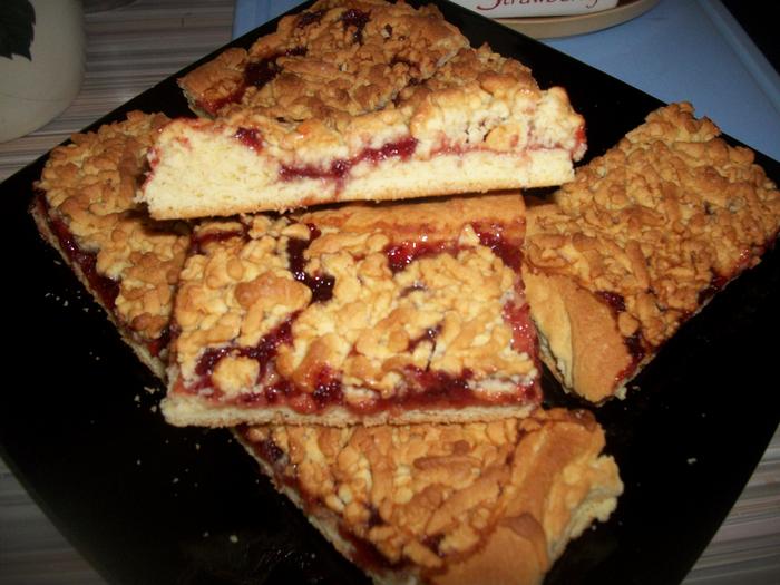 Рецепт бабушкин пирог с вареньем рецепт в духовке