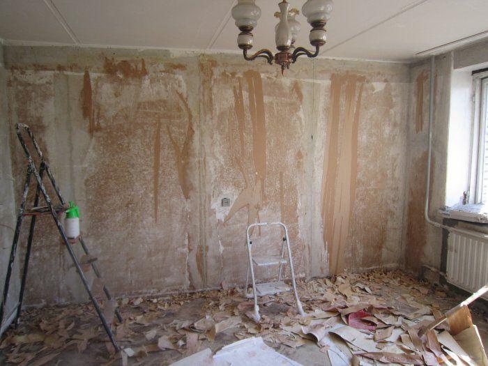 Поэтапный ремонт квартиры. интересное, факты, фото