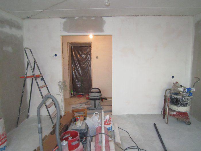 Фотоотчет поэтапного ремонта своей квартиры