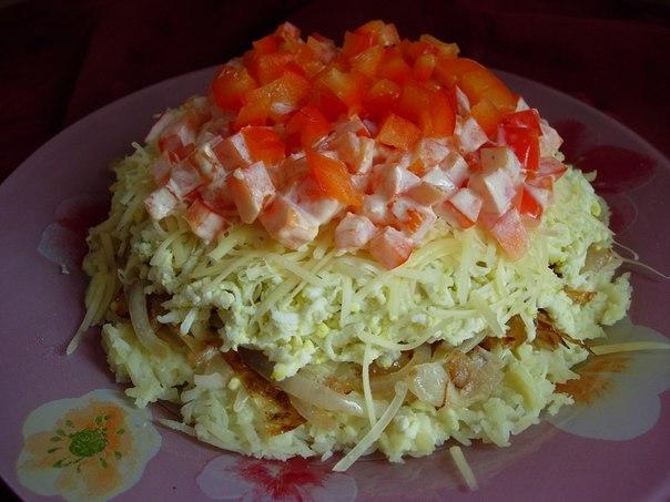 салат рецепт с фото с свеклой