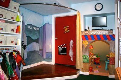Как сделать театр у себя дома