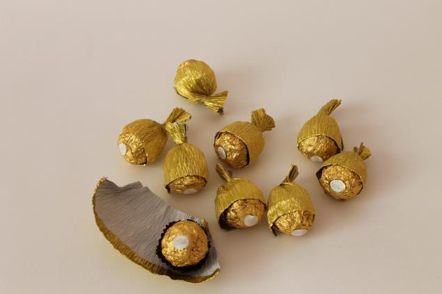 Как сделать конфеты ферреро роше своими руками