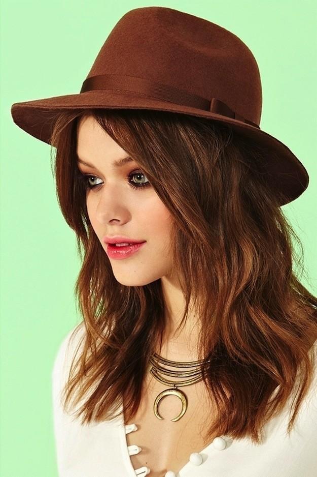 Зачем носить шляпы
