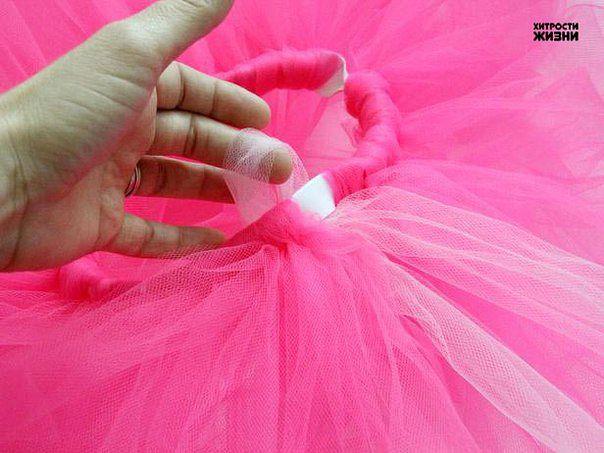 Юбки для балерин своими руками 65
