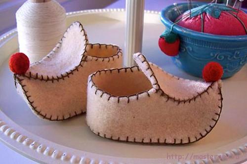Обувь сшитая своими руками