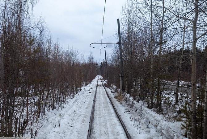 Волчанский трамвай