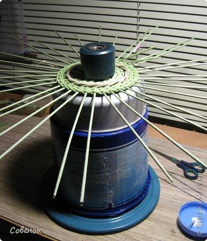 Мастер-класс Плетение МК - Шкатулка из бумаги Бумага газетная Трубочки бумажные фото 23