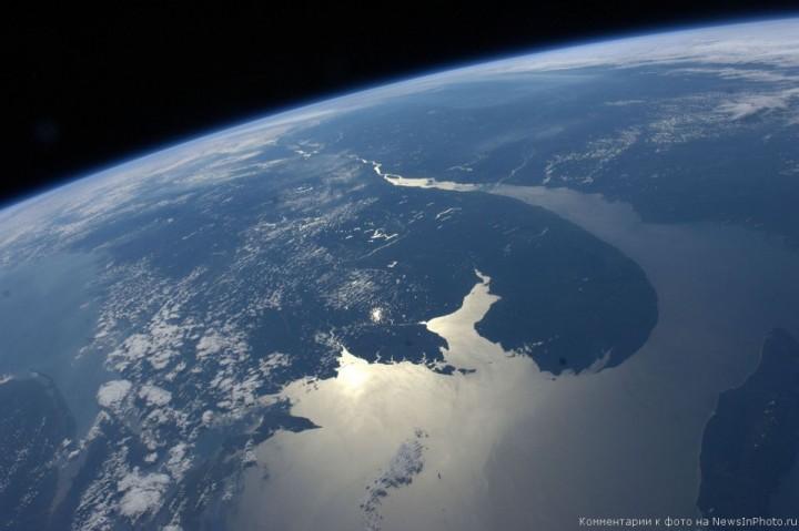 Фотографии Земли астронавта Рона Гарана, сделанные им с МКС | NewsInPhoto.ru Новости и репортажи в фотографиях (35)