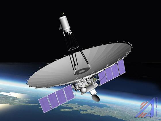 Космический радиотелескоп Радиоастрон (Спектр-Р)