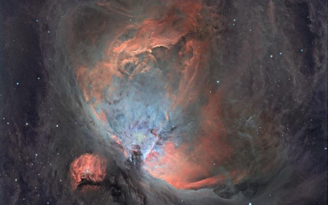 Лучшие фотографии в области астрономии 2013