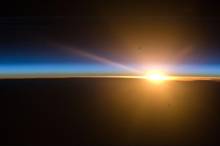 2823 Невероятные фото из космоса астронавта Дугласа Уилока
