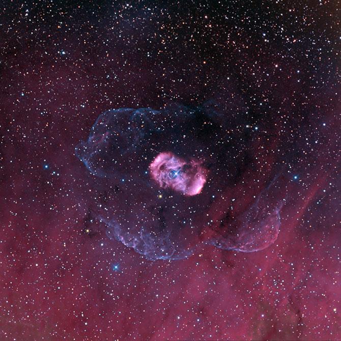 Лучшие фотографии космоса за месяц