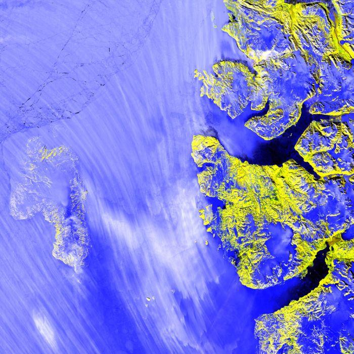 Красивые фотографии Земли из космоса