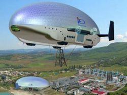 Новость на Newsland: В России создадут дирижабль противоракетной обороны