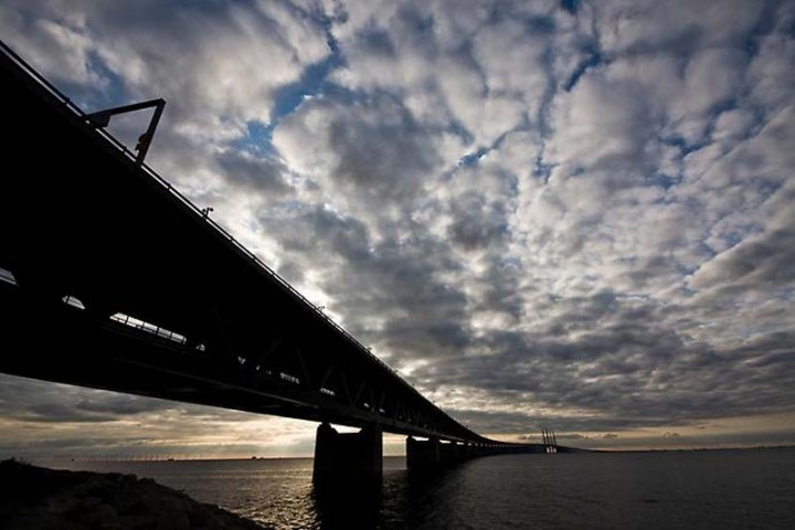 mosttonel 10 Эресуннский мост тоннель