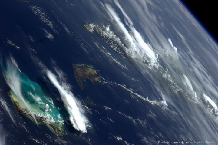 Фотографии Земли астронавта Рона Гарана, сделанные им с МКС | NewsInPhoto.ru Новости и репортажи в фотографиях (24)