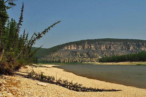 Река Амга