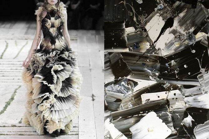 Где черпают вдохновение дизайнеры высокой моды