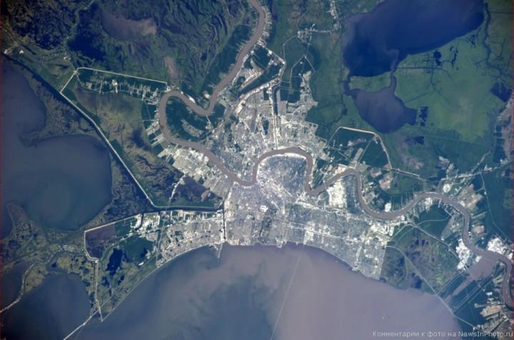 Фотографии Земли астронавта Рона Гарана, сделанные им с МКС | NewsInPhoto.ru Новости и репортажи в фотографиях (16)