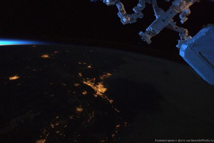 Фотографии Земли астронавта Рона Гарана, сделанные им с МКС | NewsInPhoto.ru Новости и репортажи в фотографиях (28)