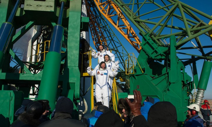 ISS10 Международная космическая станция: экспедиция 34