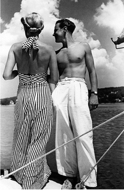 Beachfashion17 Пляжная мода 20 30 х годов XX века
