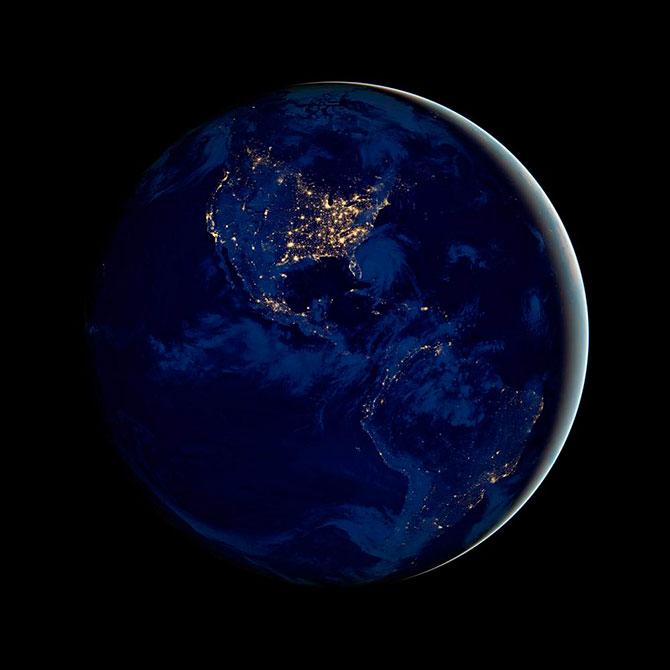 Космический год в фотографиях 2012