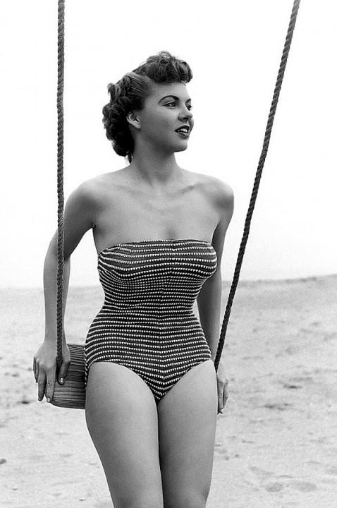 Beachfashion15 Пляжная мода 20 30 х годов XX века