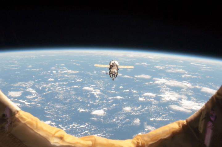 ISS26 Международная космическая станция: экспедиция 34