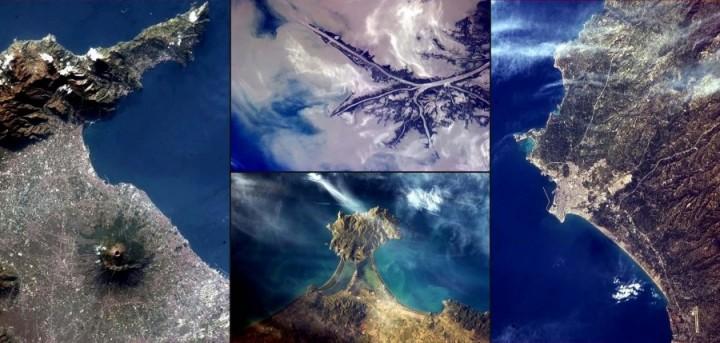 KrisXedfild 9 Крис Хэдфилд: потрясающие фотографии из космоса