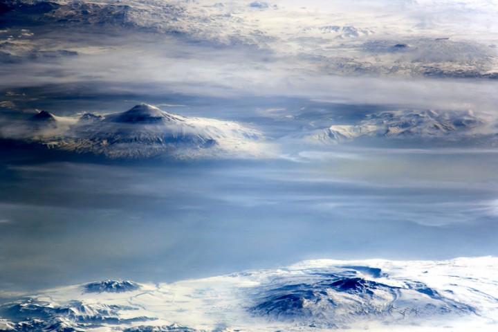 Арарат из космоса, Mount Ararat