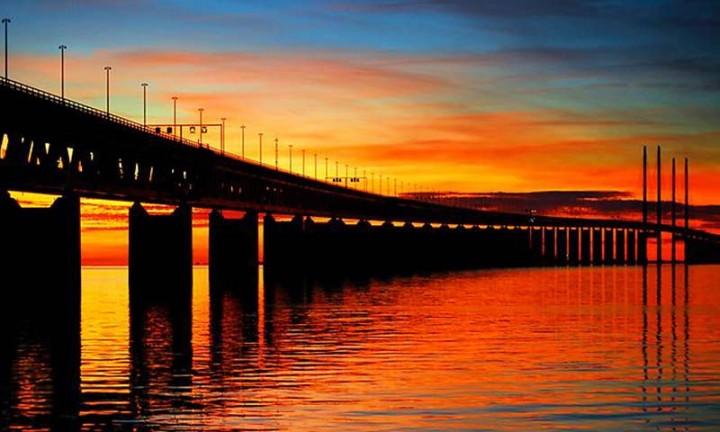 mosttonel 12 Эресуннский мост тоннель