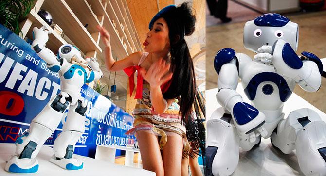 ТОП 10 самых бесполезных роботов в мире