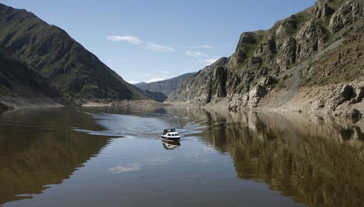 Yenisei29 Год на реке Енисей