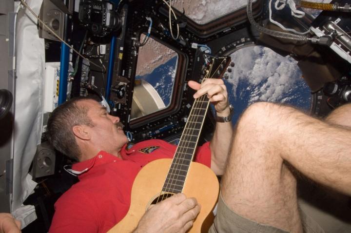 ISS16 Международная космическая станция: экспедиция 34