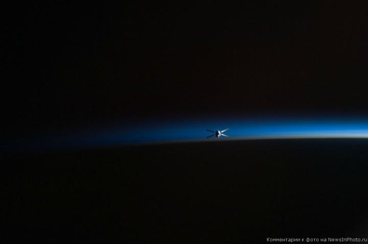 Фотографии Земли астронавта Рона Гарана, сделанные им с МКС | NewsInPhoto.ru Новости и репортажи в фотографиях (4)