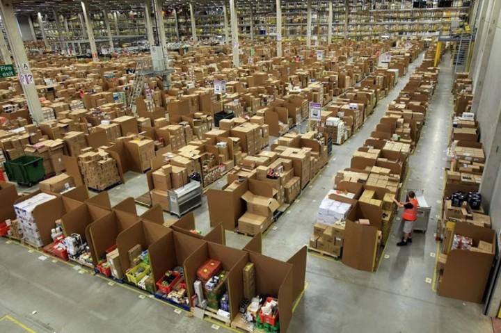 skladiamazona 7 Склады Amazon