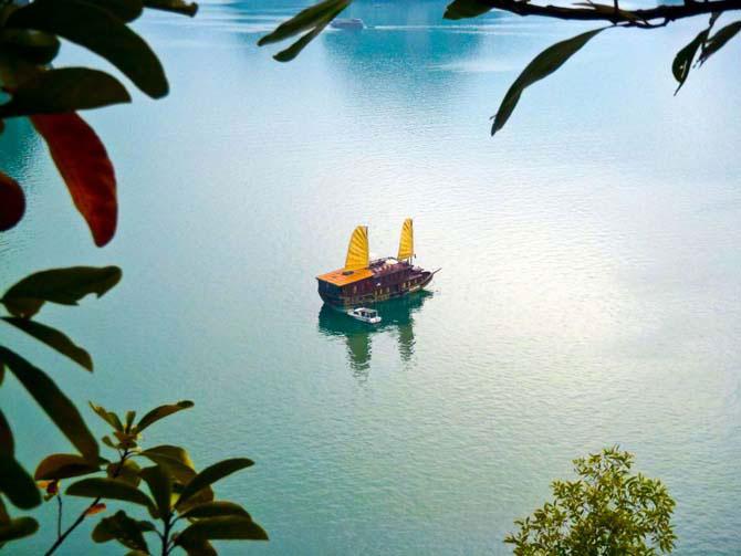 ГеоФрешер - Удивительная бухта Халонг