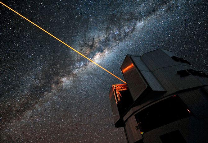 Европейская южная обсерватория