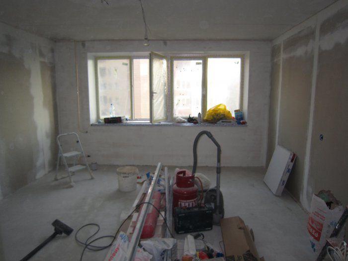 этом разделе фотоотчеты по ремонту комнат представлены