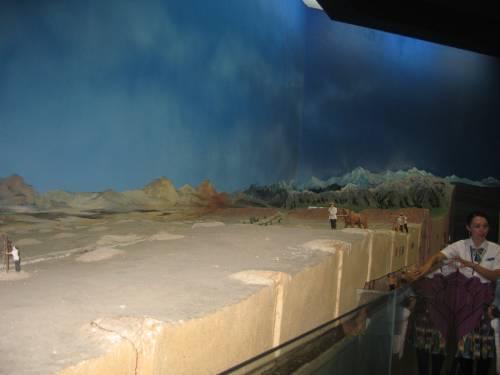 Карез - древняя система ирригации (Турпан)
