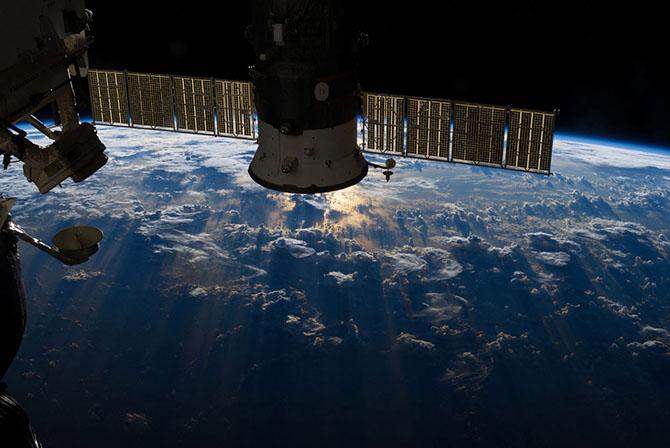 36-я экспедиция на МКС