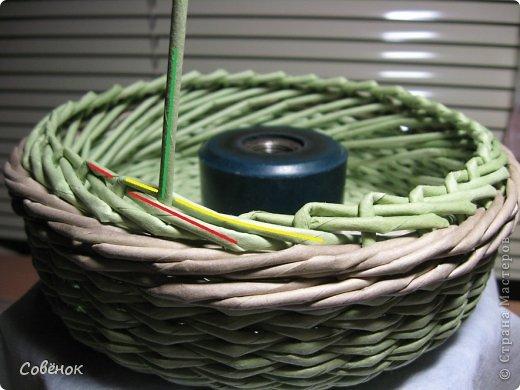 Мастер-класс Плетение МК - Шкатулка из бумаги Бумага газетная Трубочки бумажные фото 44
