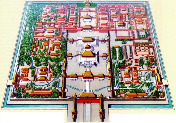 terraoko 2013 11 20 021 3 Как китайцы построили Запретный город